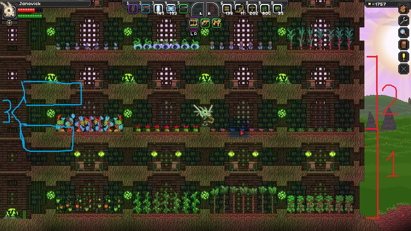Building ship show off your house d page 77 chucklefish forums - Small farming ideas that pay off ...