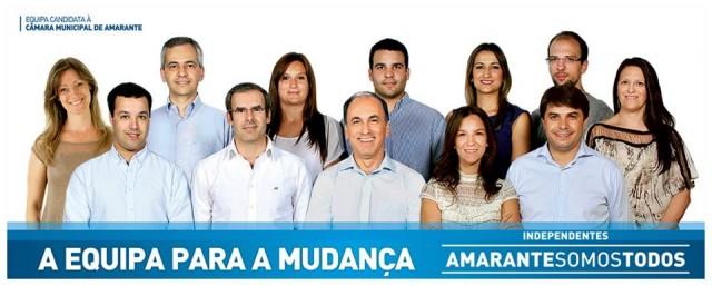 Pedro Barros - Independentes Amarante
