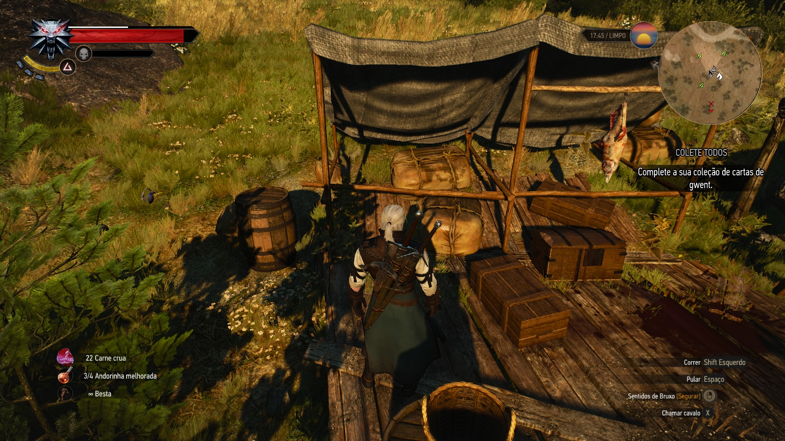 how to use adranaline witcher 3